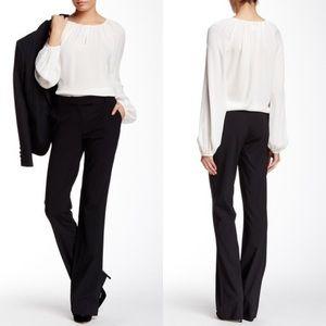 • Diane von Furstenberg • Frida Wide Leg Wool Pant